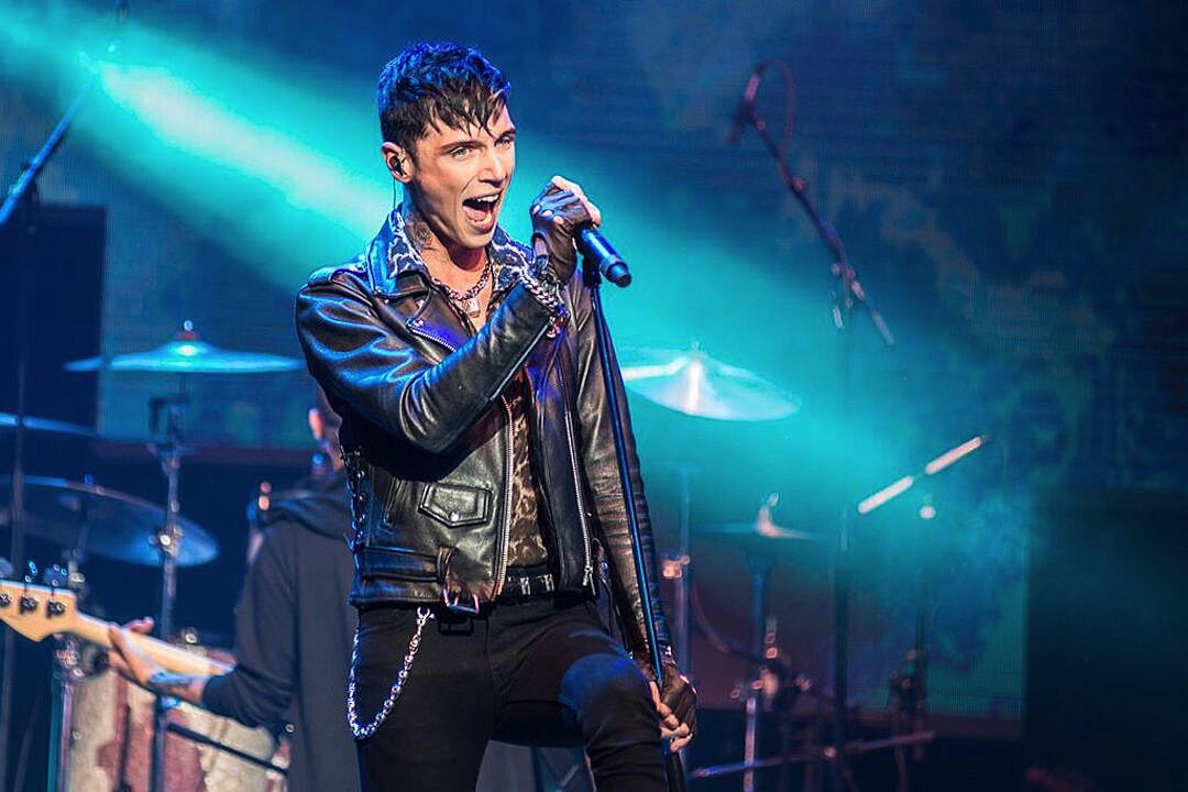 Andy Biersack Teases New Andy Black Song, Black Veil Brides Fall Album Release