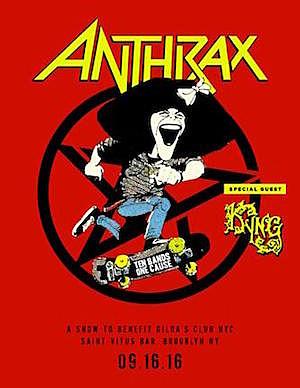 Anthrax St. Vitus Show