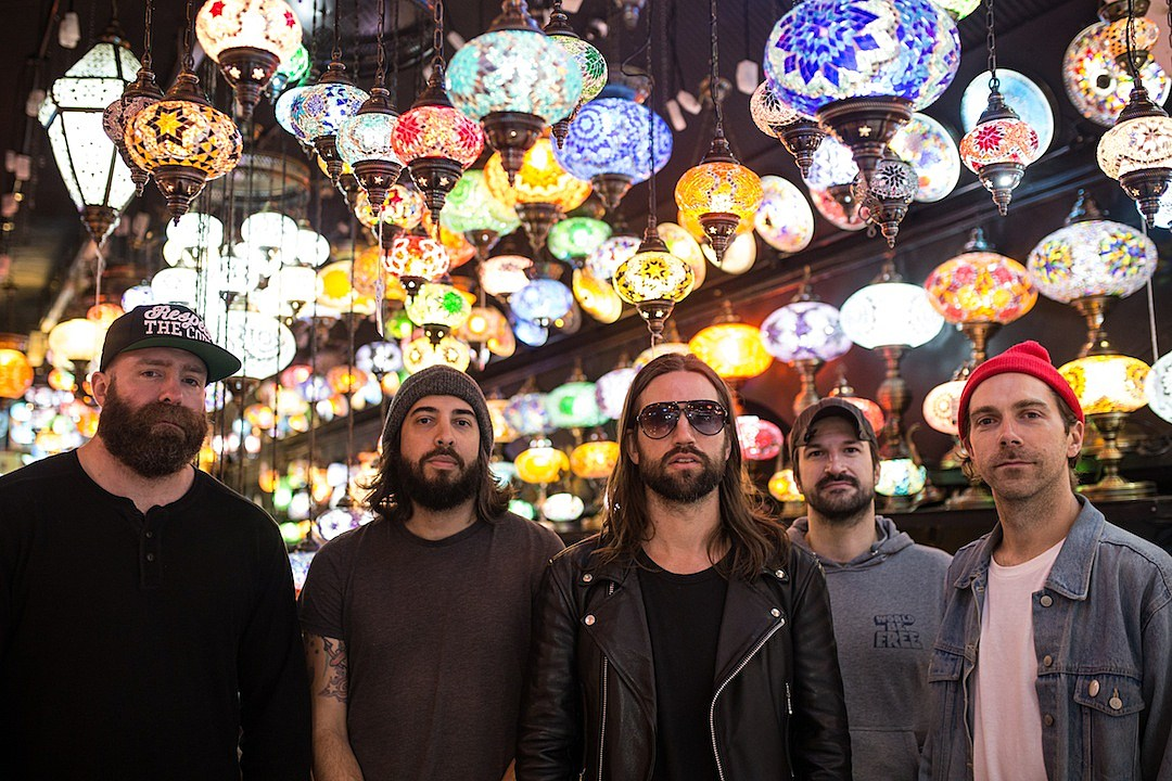 Every Time I Die Release New Song 'C++ (Love Will Get You Killed)'