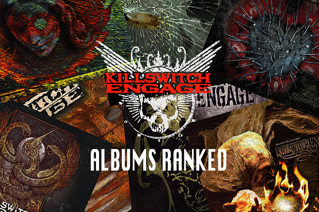 killswitch engage as daylights mp album