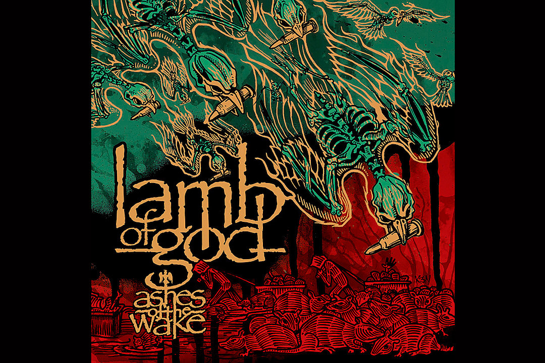 13 Years Ago Lamb Of God Release Ashes Of The Wake