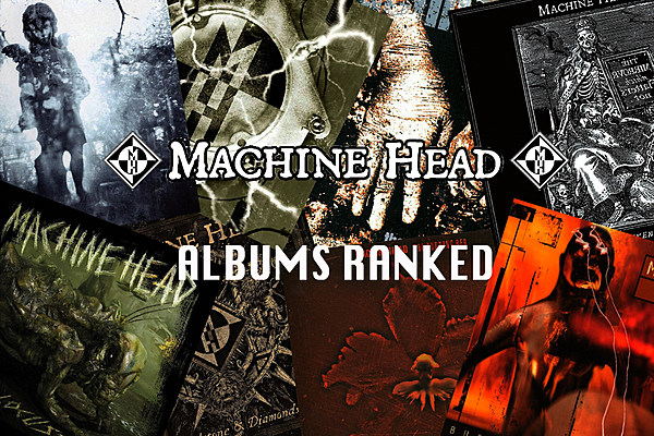 machine albums ranked