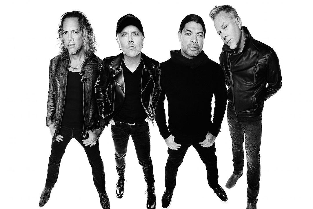 Metallica to Unleash New Song 'Atlas, Rise!' on Halloween