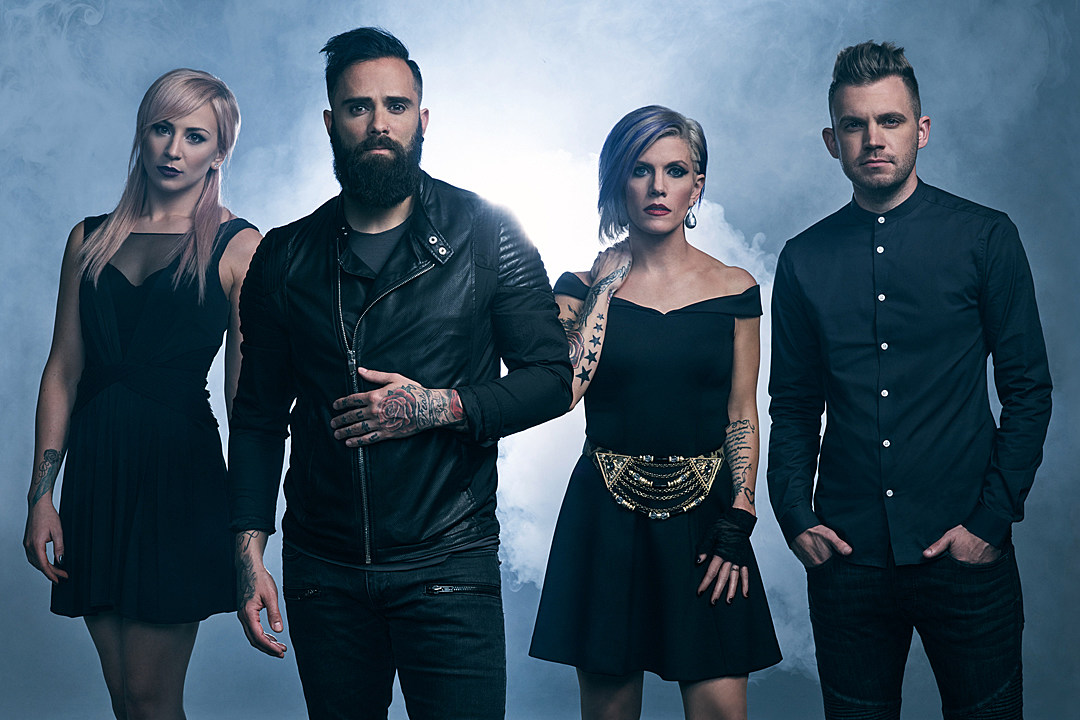 Skillet Are 'Breaking Free' in New Song Featuring Lacey Sturm, 'Awake' Goes Double Platinum