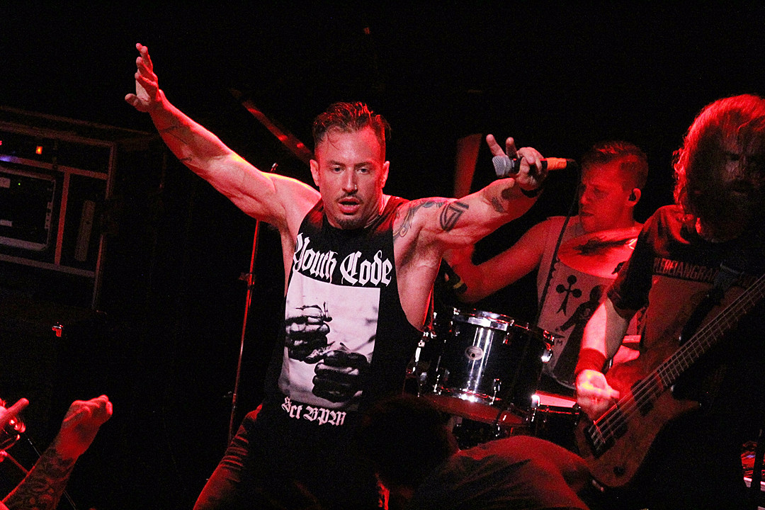 The Dillinger Escape Plan Announce Fall U.S. Tour, Fan Fills in for Absent Greg Puciato at GWAR-B-Q