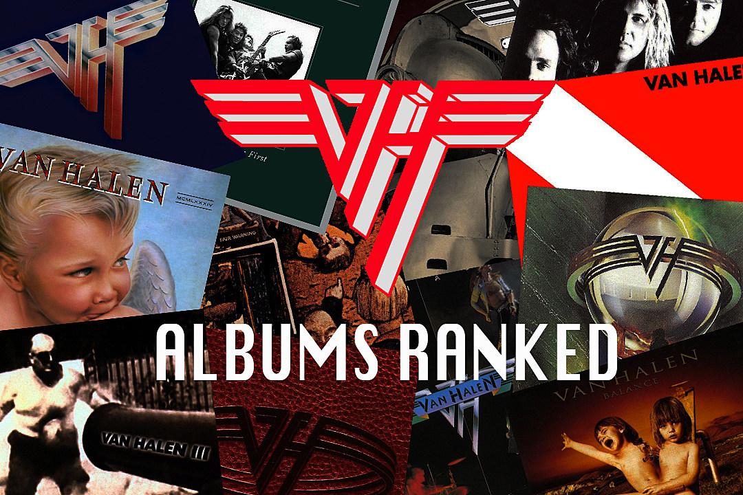 Van Halen Albums Ranked
