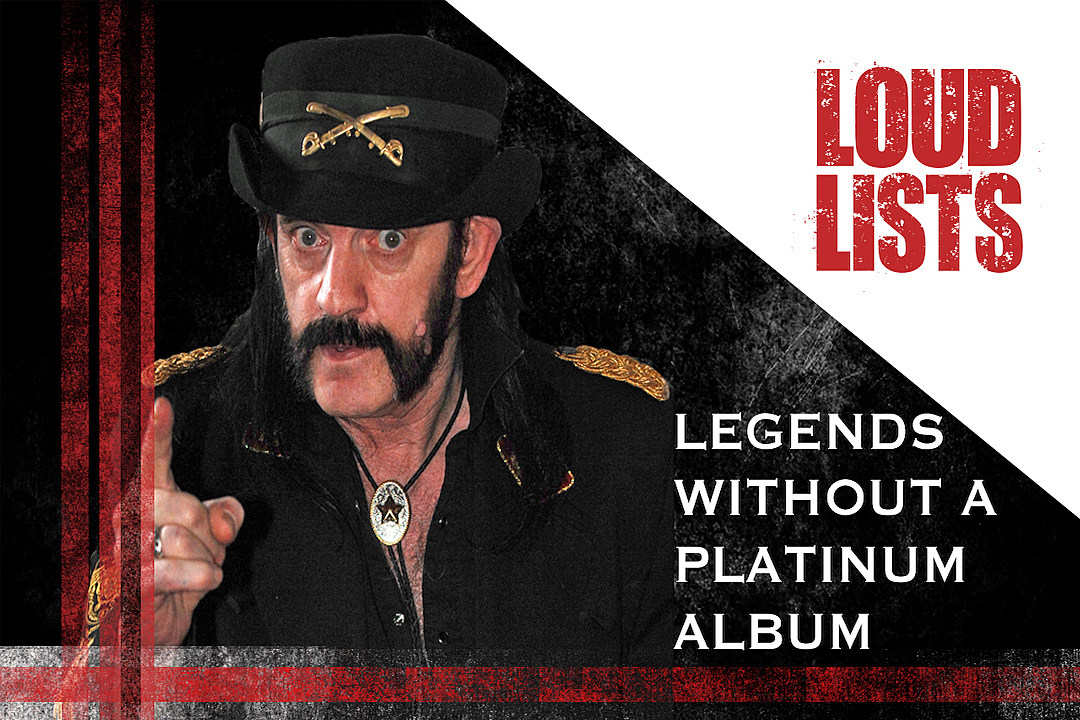 10 Most Legendary Bands Without a Platinum Album in the U.S.
