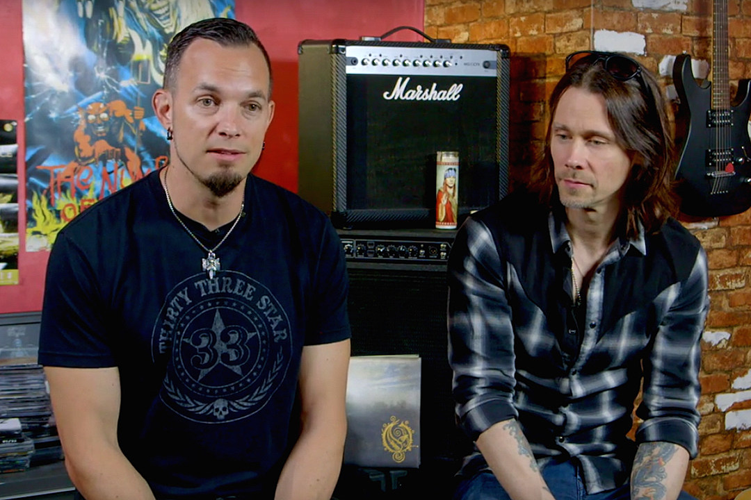 Alter Bridge's Mark Tremonti + Myles Kennedy Reflect on Impact of Nirvana's 'Nevermind'