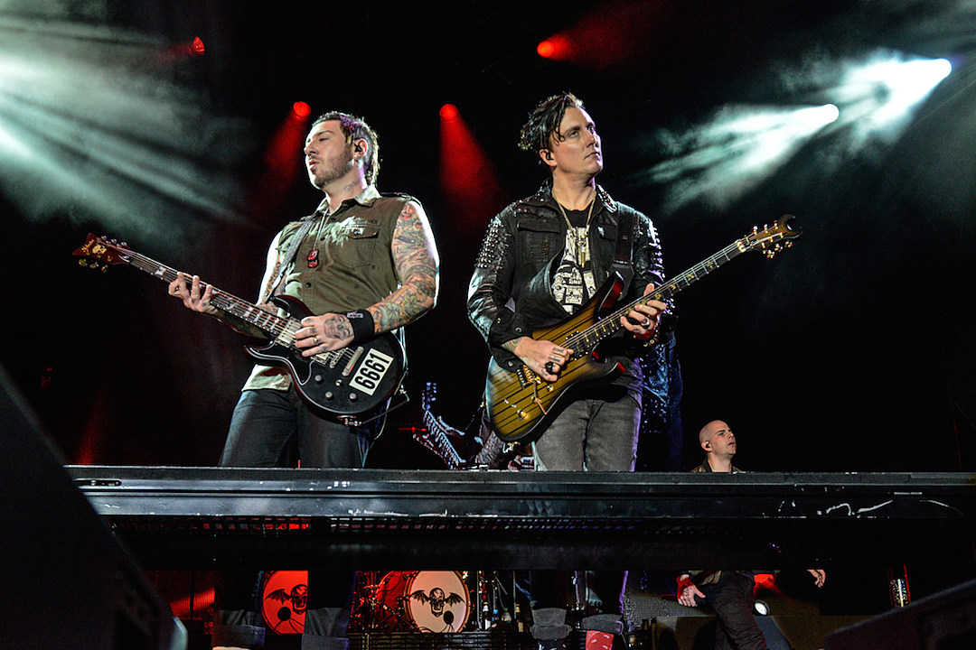 Avenged Sevenfold to Open Pop-Up Shop in London