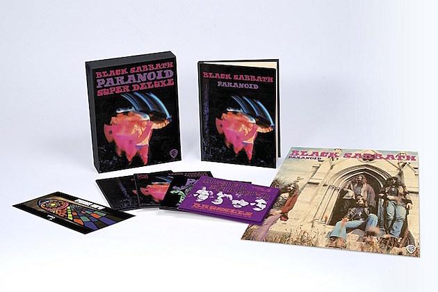 Black Sabbath S Paranoid Gets Super Deluxe Edition Reissue