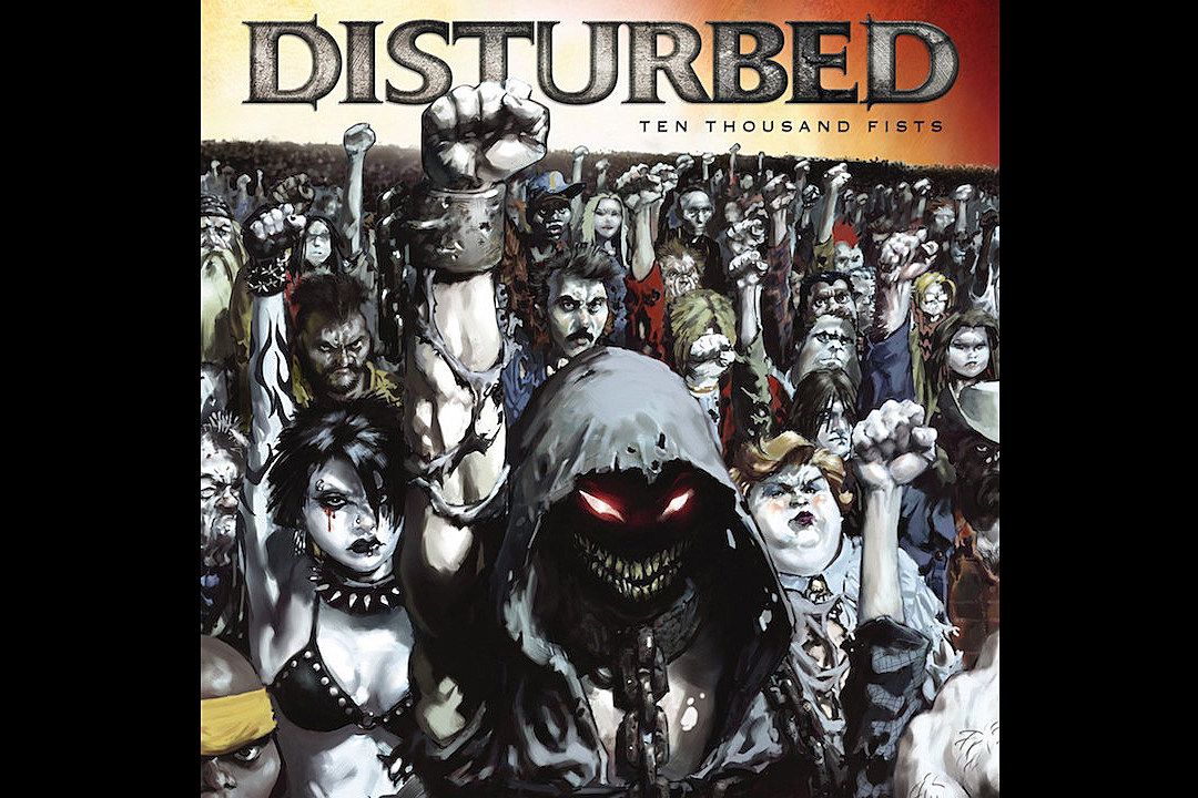 12 Years Ago: Disturbed Release 'Ten Thousand Fists'