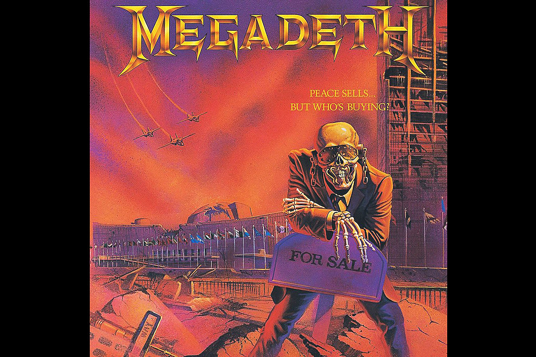 31 Years Ago: Megadeth Bring the Thrash With 'Peace Sells… But Who's Buying?'