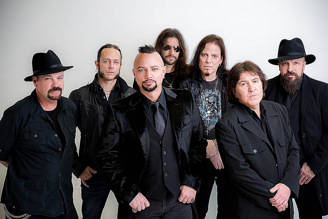 Operation: Mindcrime's Geoff Tate Talks 'Resurrection,' the 'Trinity' Tour + More