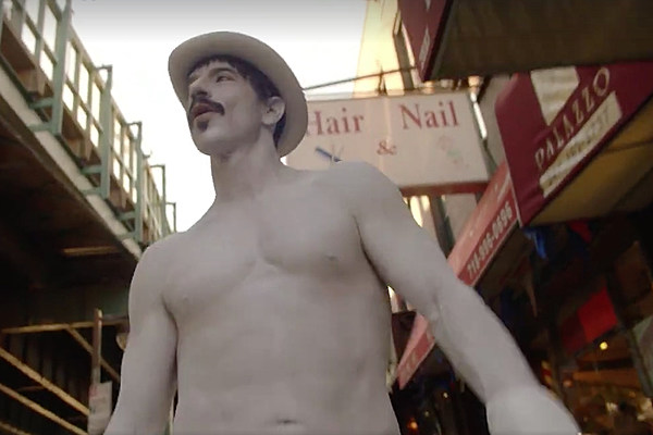 Red Hot Chili Peppers Go Disco With 'Go Robot' Video