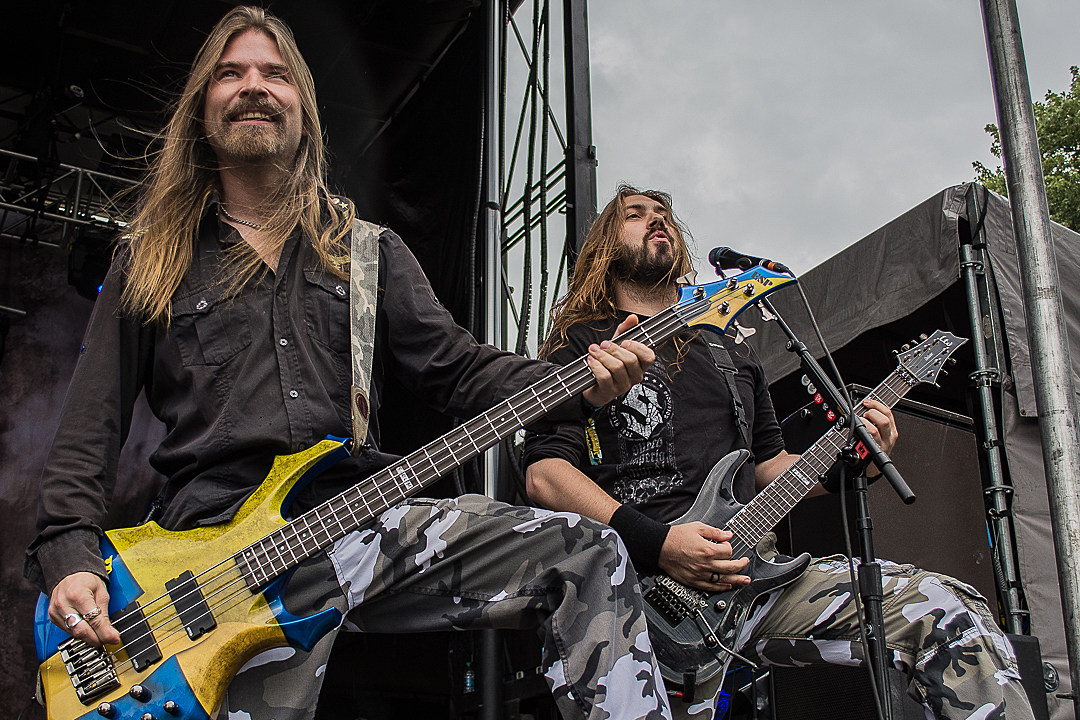 Sabaton's Par Sundstrom: History Is a Passion, But Metal Still Comes First [Exclusive Interview]