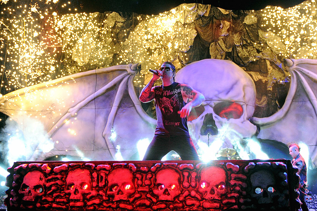 Watch Avenged Sevenfold's Live Concert Stream