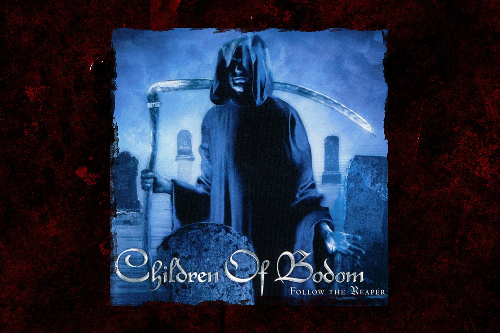 19 Years Ago: Children of Bodom Release 'Follow the Reaper'