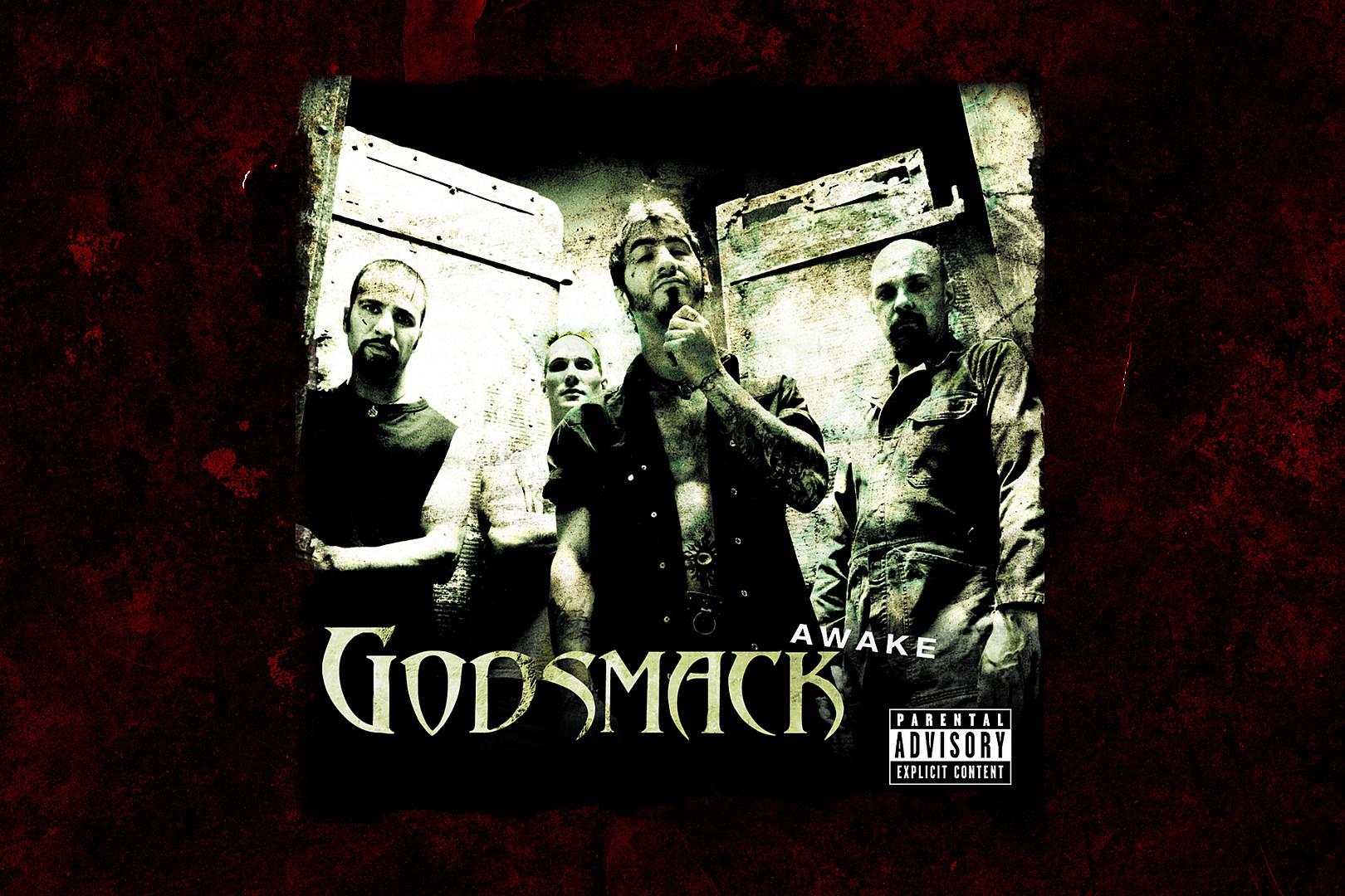 19 Years Ago: Godsmack Issue Release Second Album 'Awake'