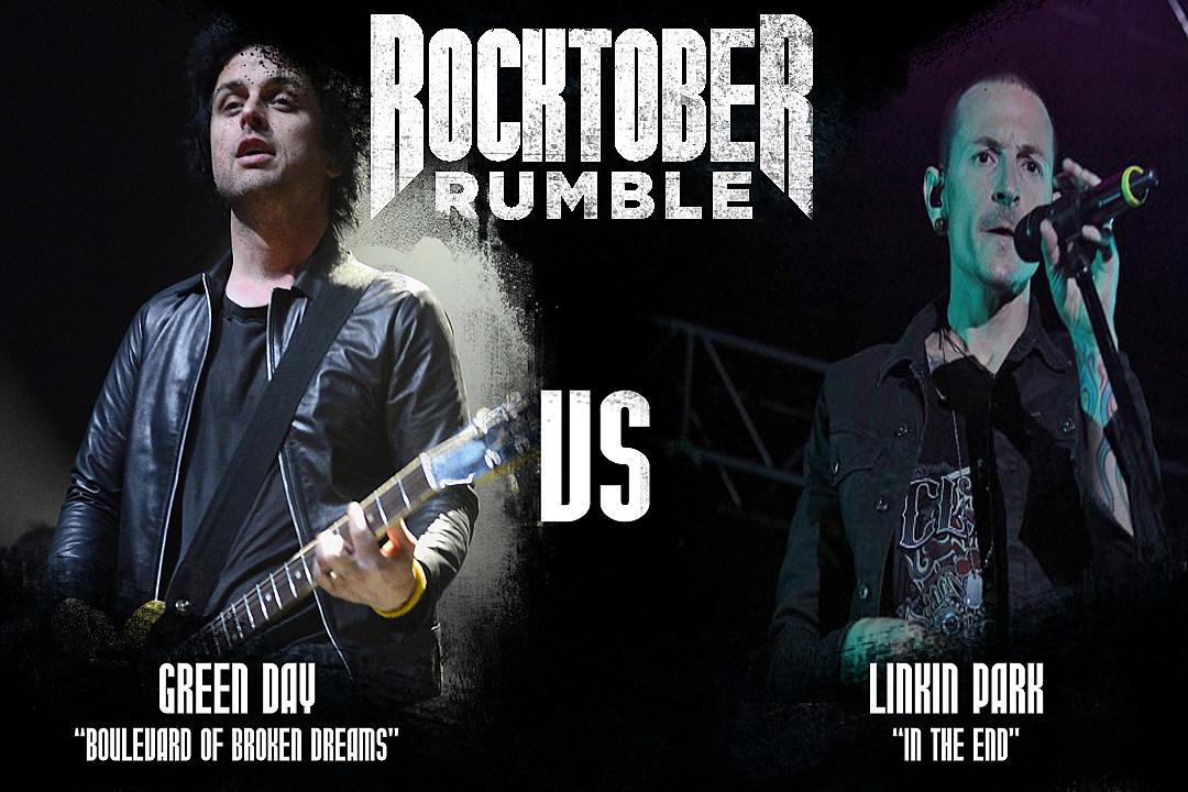 Green Day vs. Linkin Park – Rocktober Rumble, Semifinals