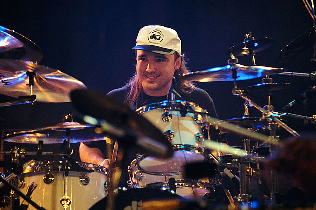 Dave Abbruzzese of Pearl Jam