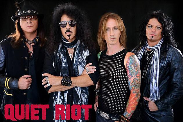 Resultado de imagem para Quiet Riot lançará novo disco neste semestre