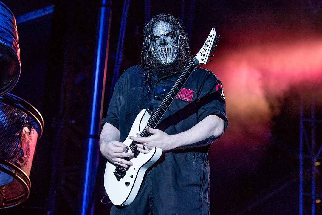 Slipknot's Mick Thomson Felt Insulted When Metallica Released the 'Black Album'