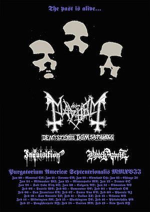 Mayhem, De Mysteriis Dom Sathanas