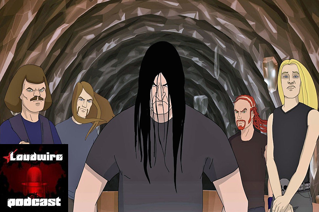 Brendon Small on the Death of 'Metalocalypse' + Fighting Adult Swim For a Finale – Podcast Preview