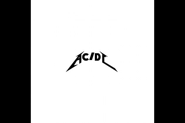 You Can Make Your Own Metallica Logo: What If Other Bands