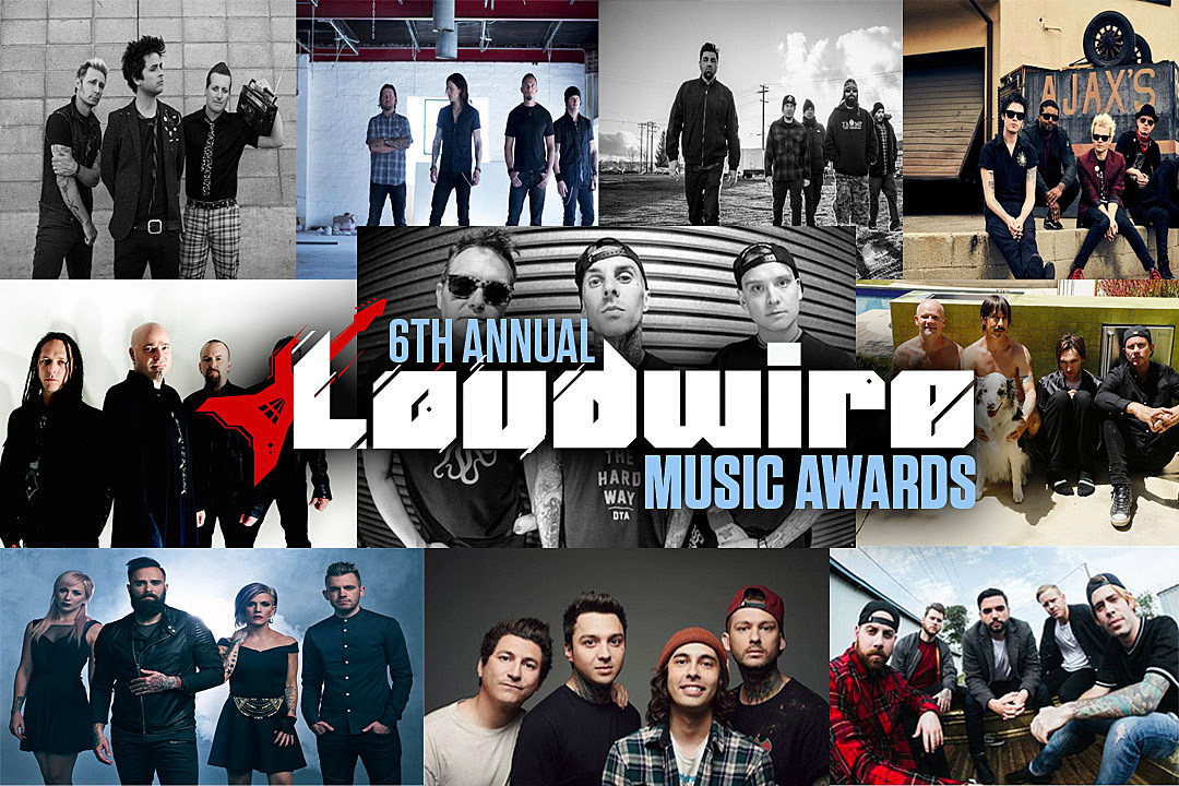 Vote for Best Rock Band of the Year – 6th Annual Loudwire Music Awards