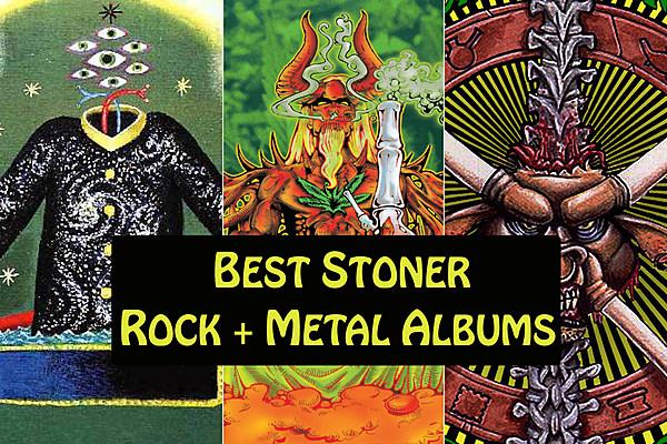 Stoner/doom bass technique.   TalkBass.com