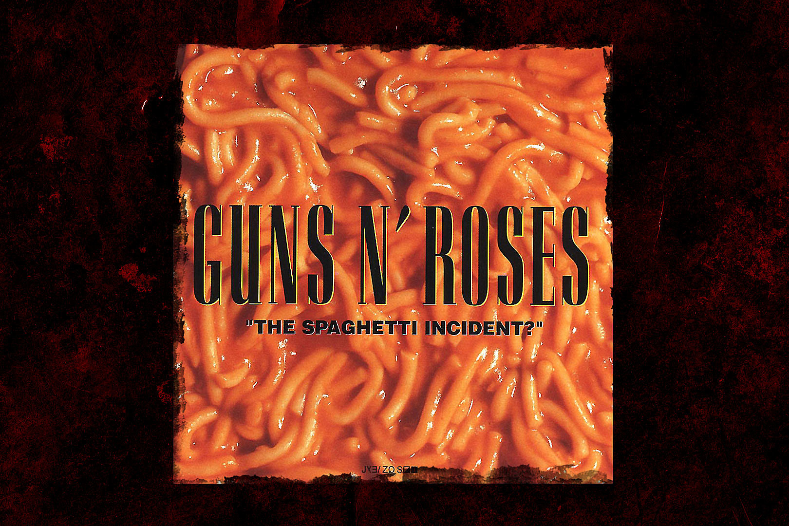 24 Years Ago: Guns N' Roses Release 'The Spaghetti Incident?'