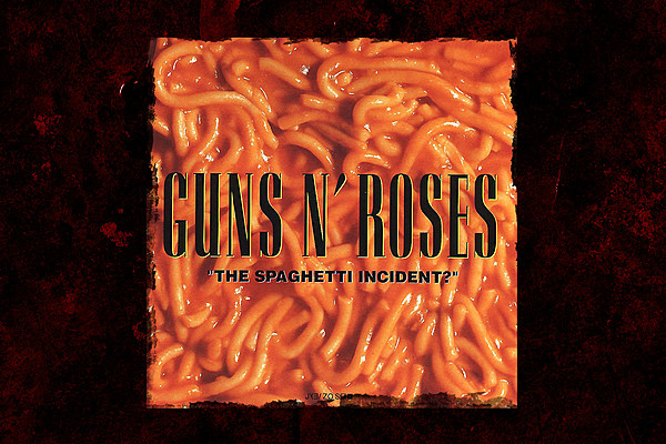 24 years ago guns n roses release the spaghetti incident