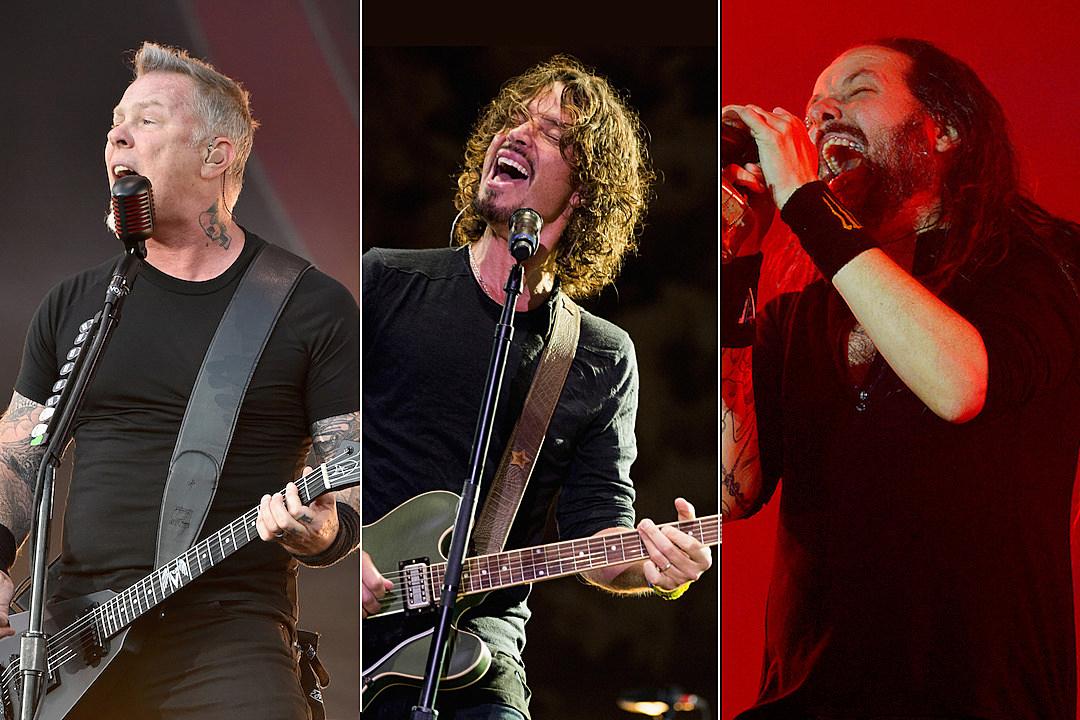Metallica, Soundgarden + Korn to Headline 2017 Rock on the Range