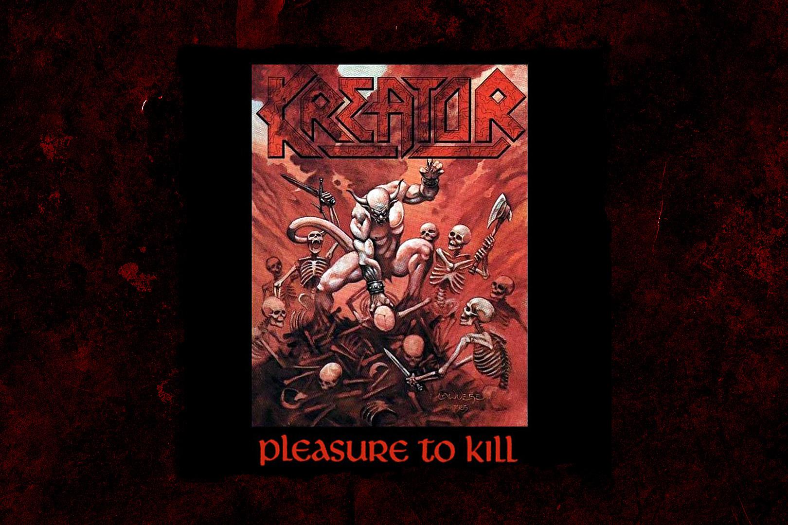 33 Years Ago: Kreator Push the Limits of Thrash With 'Pleasure to Kill'