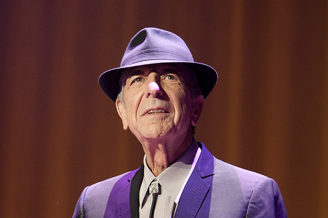 Leonard Cohen, legendary singer-songwriter, dead at 82