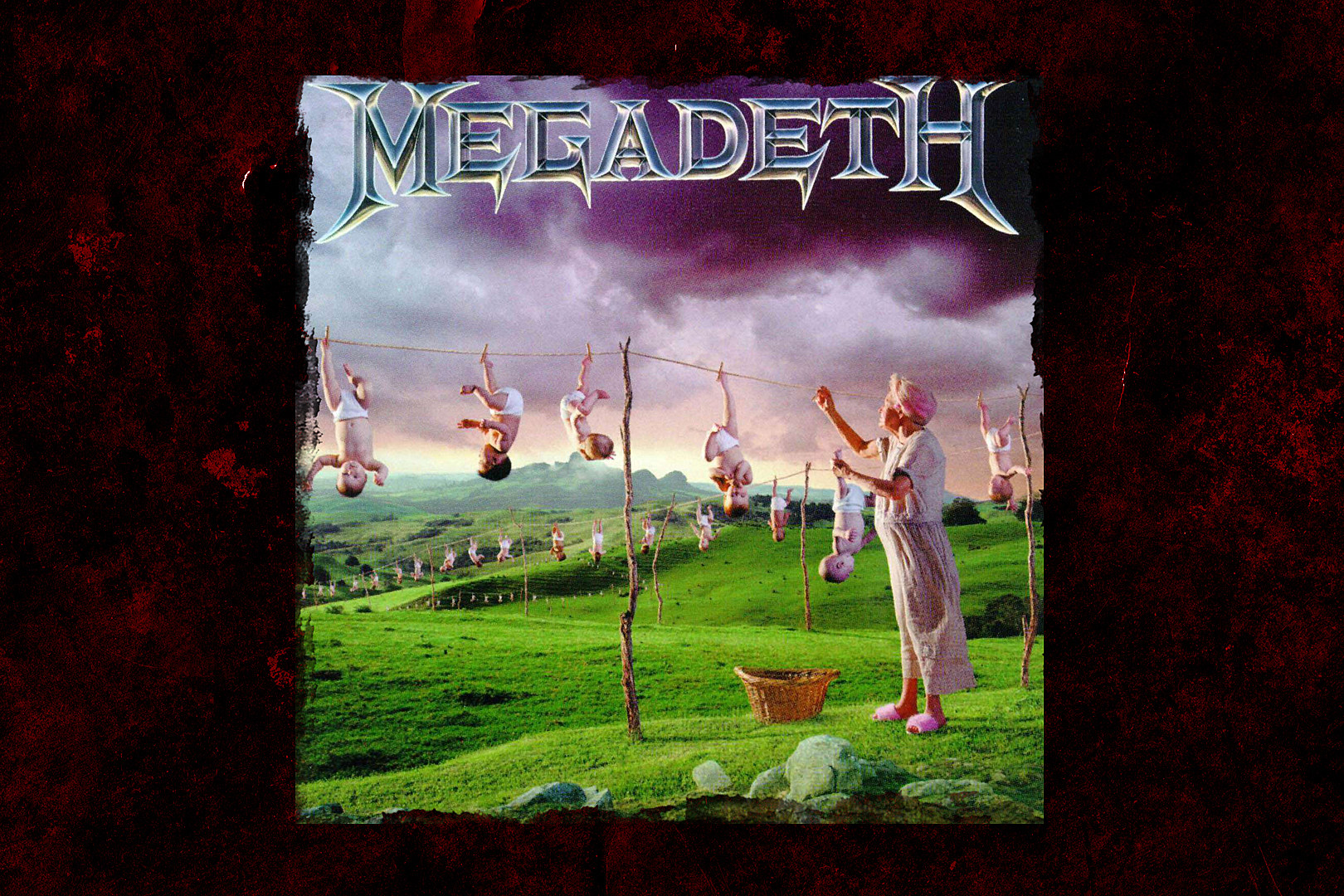 25 Years Ago: Megadeth Release 'Youthanasia'