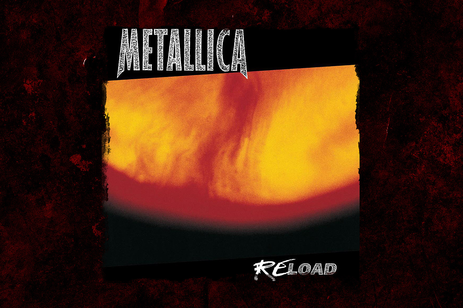 22 Years Ago: Metallica Lock and 'Reload'