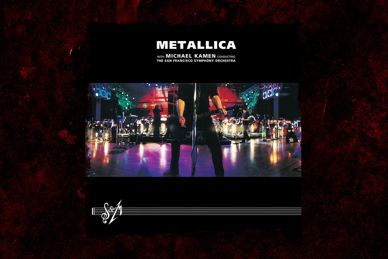18 years ago metallica go symphonic with sm release - Metallica Christmas Songs