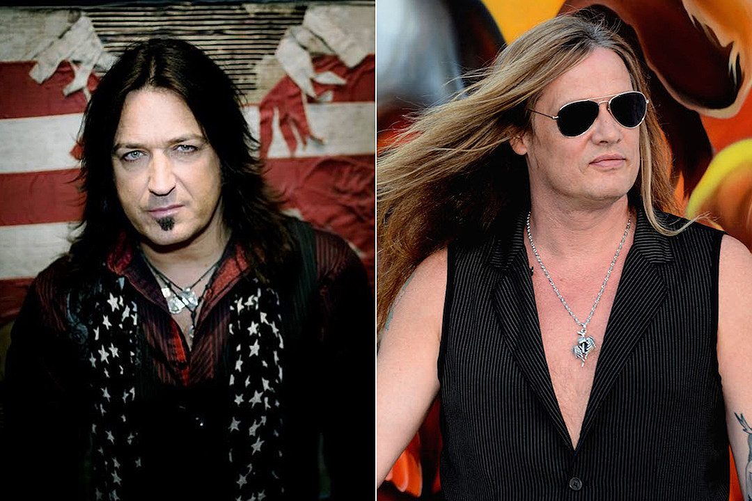 Michael Sweet Explains Comments After Sebastian Bach Lashes Out at Him