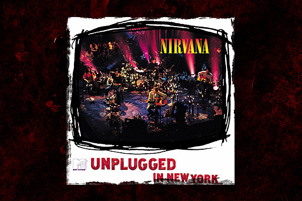 Nirvana Mtv Unplugged Album Cover 23 Years Ago: 'Nirvana...
