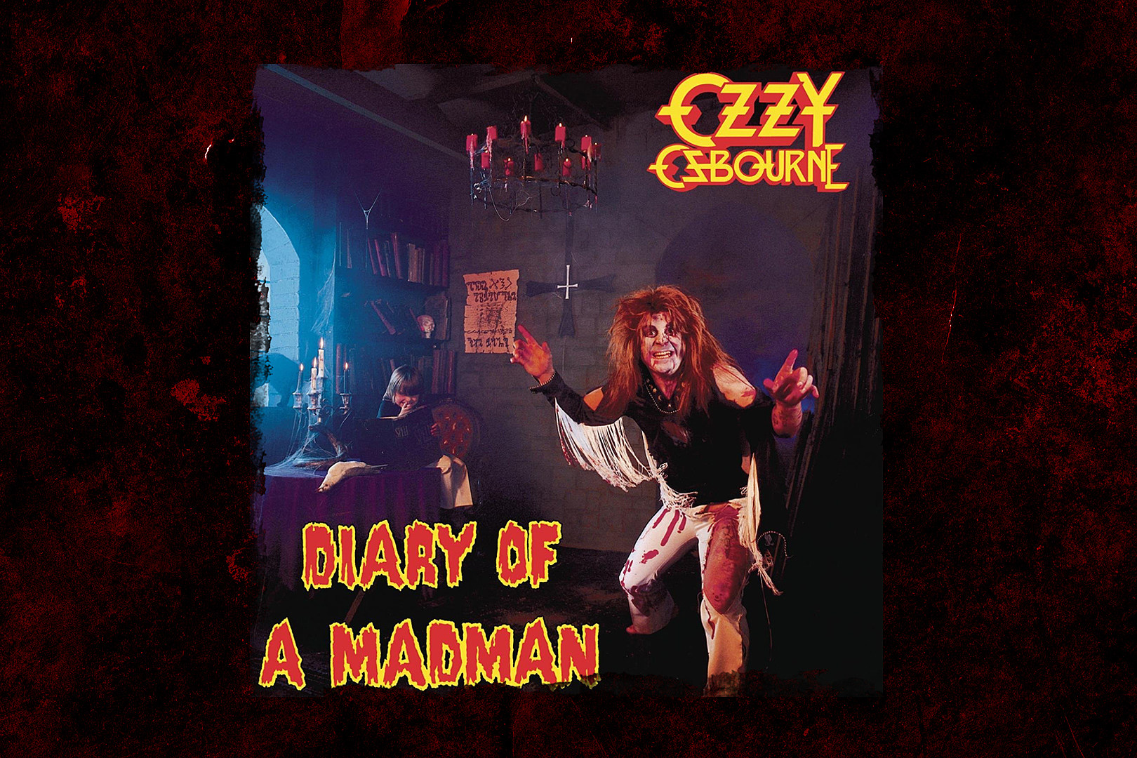 38 Years Ago: Ozzy Osbourne Flies High Again With 'Diary of a Madman'