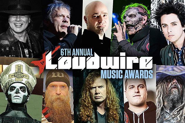 Rock Titan of the Year - Loudwire Music Awards
