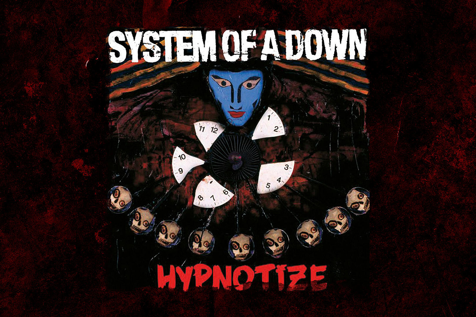 14 Years Ago: System of a Down Release 'Hypnotize' Album