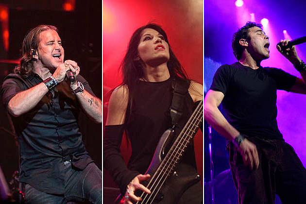 Geoffrey Ketler, Aces High Photography / Liz Ramanand, Loudwire / Amanda Edwards, Getty Images