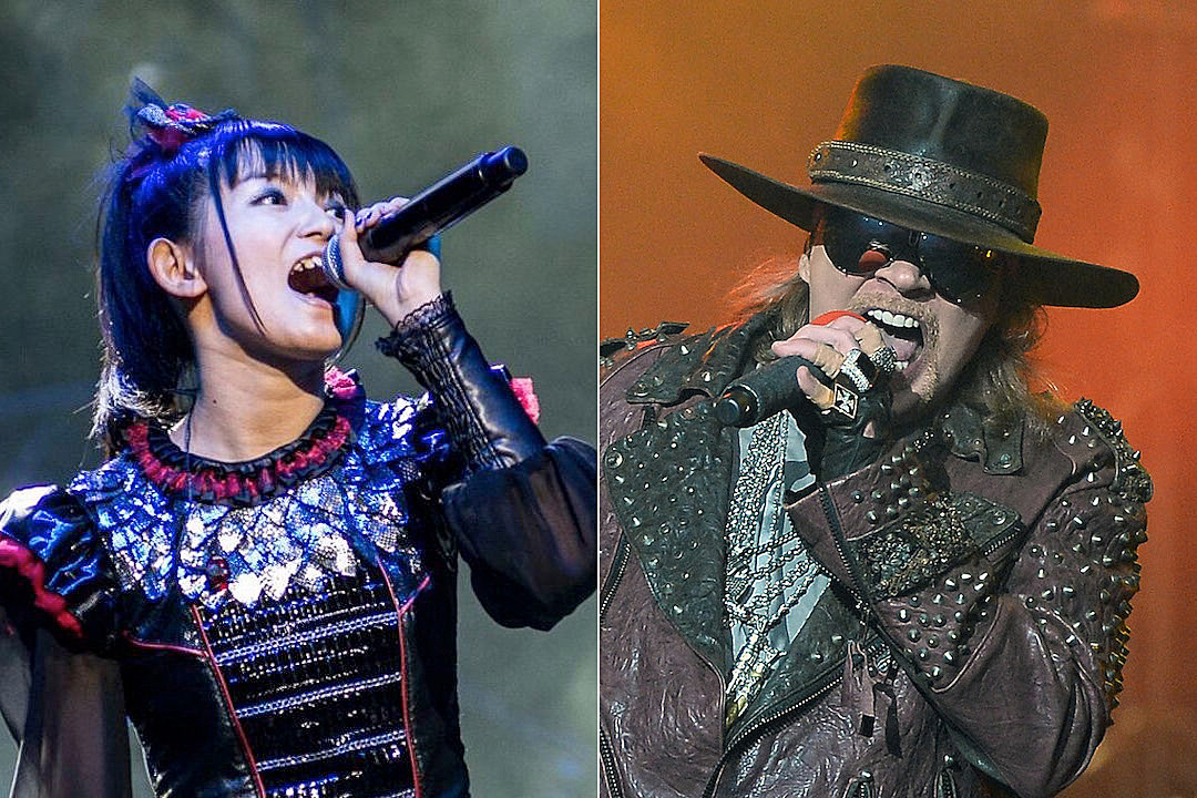 Babymetal to Open for Guns N' Roses in Japan