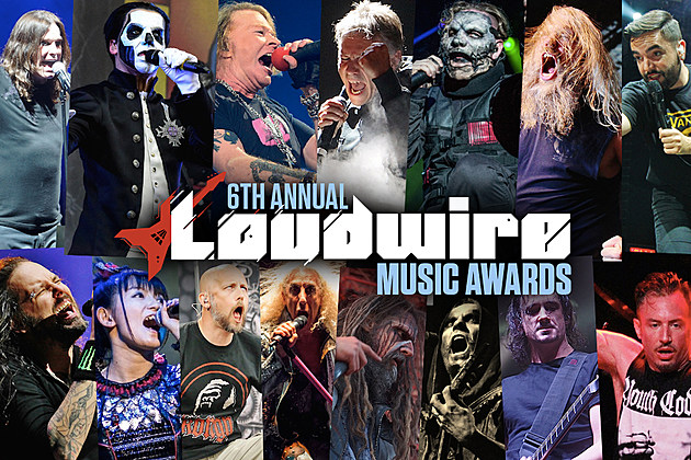 Loudwire Music Awards: Best Live Act