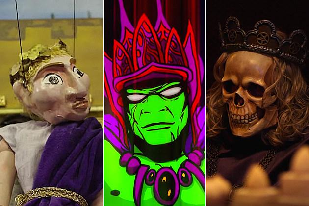 YouTube: AvengedSevenfoldVEVO / YouTube: HighOnFireVEVO / YouTube: Anthrax