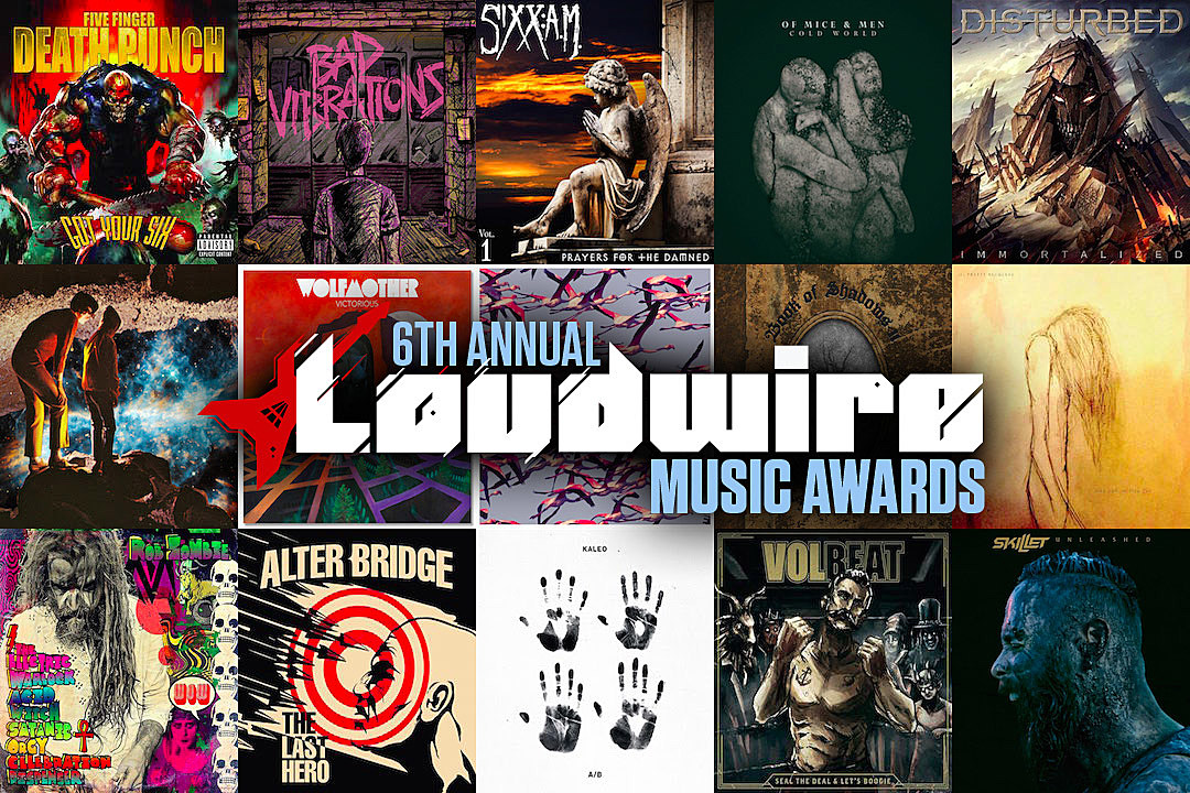 Vote for Best Rock Song – 6th Annual Loudwire Music Awards