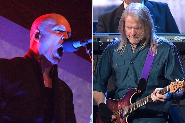 Devin Townsend Deep Purple Album Art Likeness Not A Big